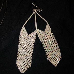 Jewelry - 🌴Fun Net Style Earrings